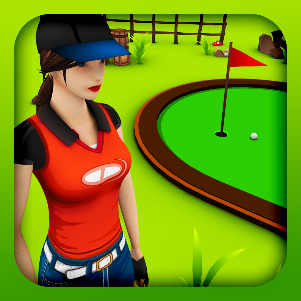 Mini Golf Game 3D iOS